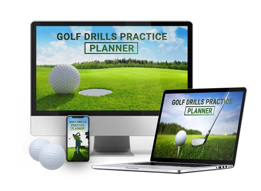 Golf Drills Practice Planner