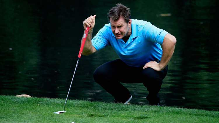 Nick Faldo Golf Shot Nicknames Drill