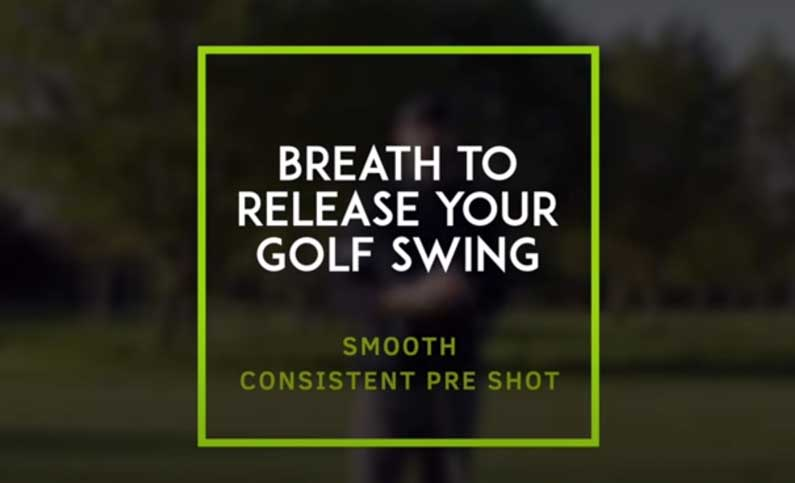 Breathing Technique Golf Swing Drill