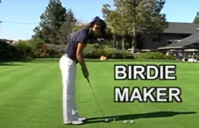 Birdie Maker Putting Drill: Make More 20 Footers
