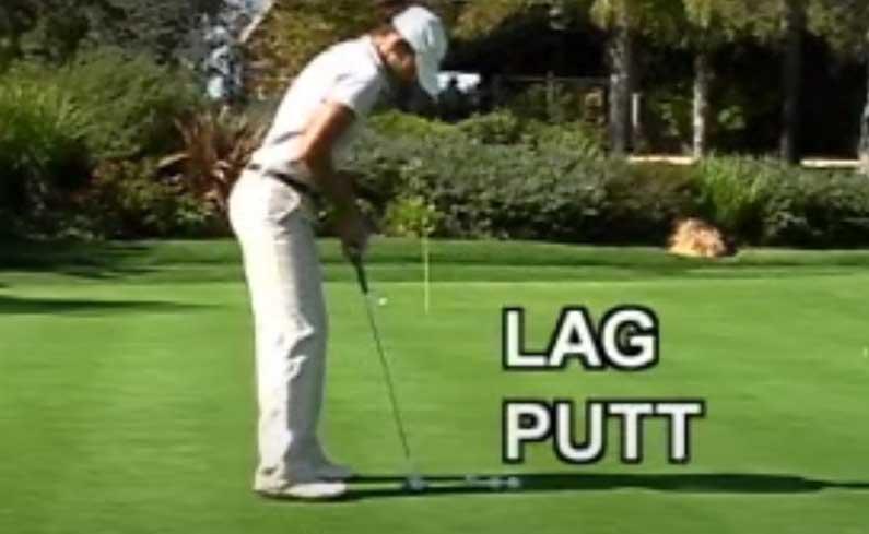 Lag Putting Drill: Avoid The Dreaded 3 Putt