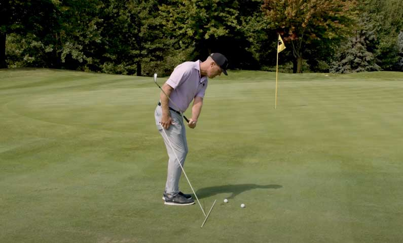 One Arm Wedge Drill: Banish Your Pitching Woes