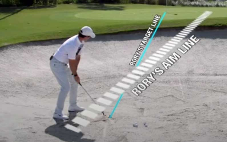 Rory McIlroy Bunker Drill: Learn From The Best