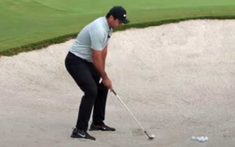Jason Day Bunker Drill: Learn From The Best