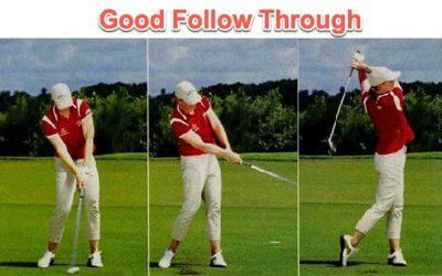 Annika Sorenstam Drill: Get Through The Ball