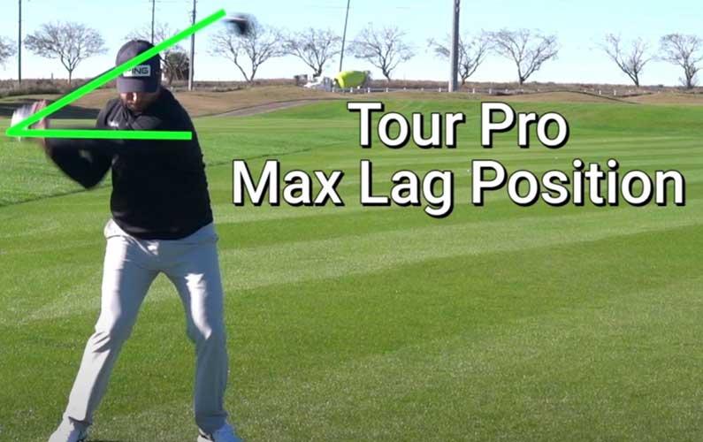 Create Lag Drill Average Tour Pro