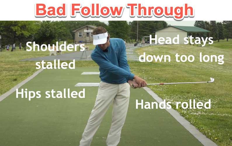 Get Through The Ball Drill