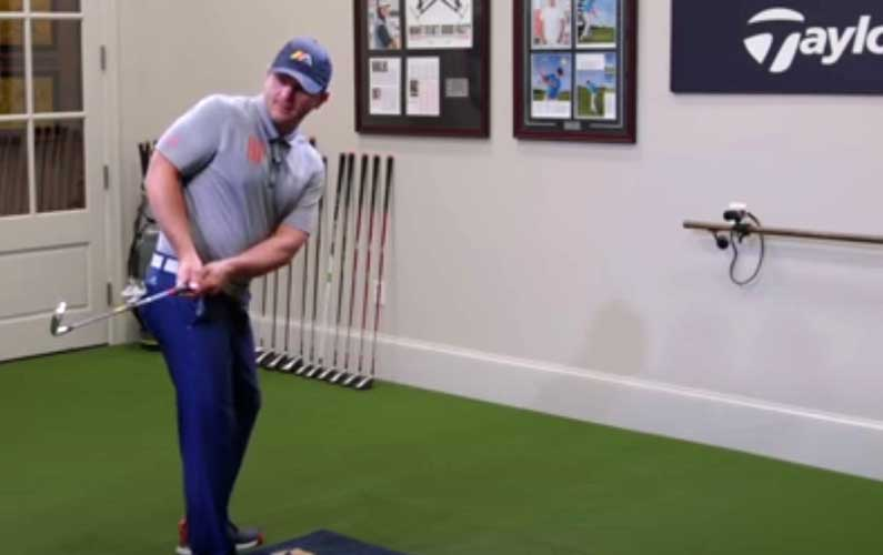 Stop Getting Stuck On The Downswing Drill
