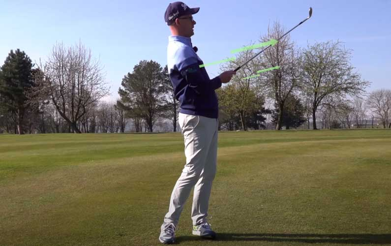 Tummy Button Up Chipping Drill