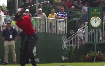 Tiger Woods Hip Move Drill: Pain Free Powerful Golf