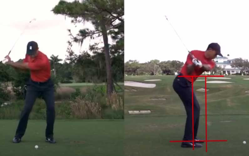 Tiger Woods Magic Box Drill